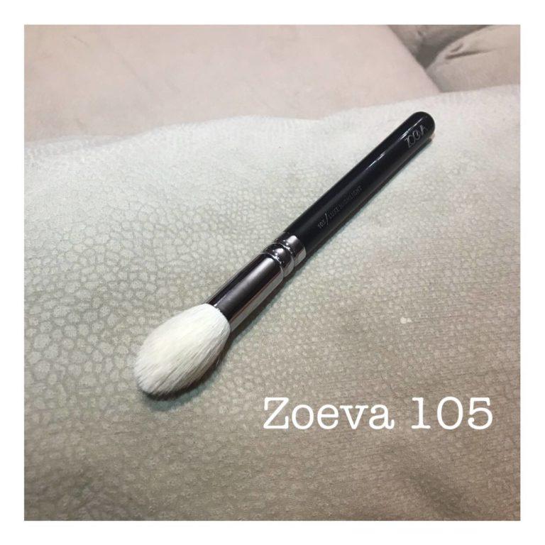 Кисть Zoeva 105